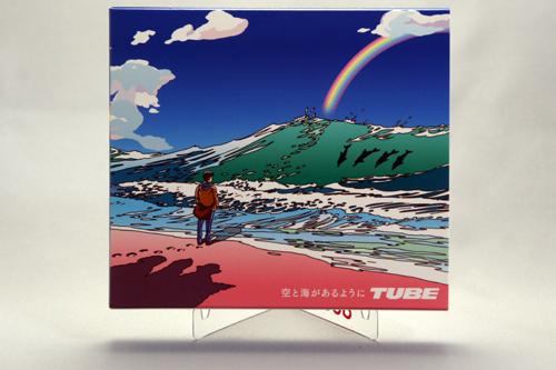 本日発売>TUBE NEW SINGLE 「空...